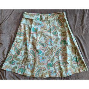 Liz Claiborne Villager Mini Skirt - Size 16